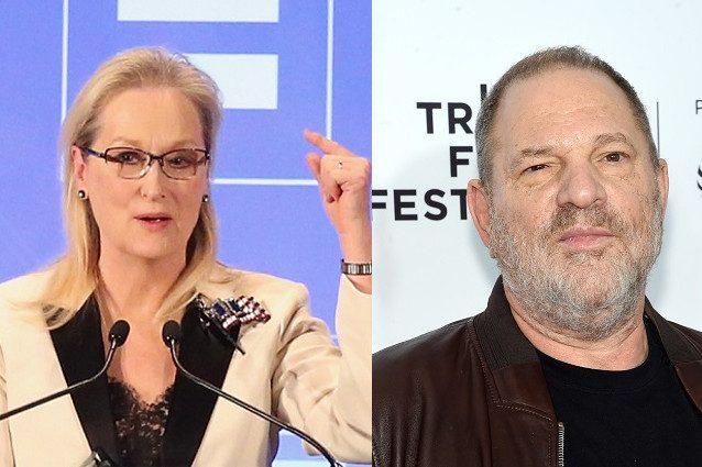 "Meryl Streep attacca Harvey Weinstein: ""Imperdonabile, eroina chi denuncia i suoi abusi"""