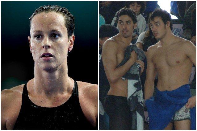 """Federica Pellegrini: """"Ho fatto soffrire Luca Marin, ma Magnini alla fine non era l'uomo della vita"""""""