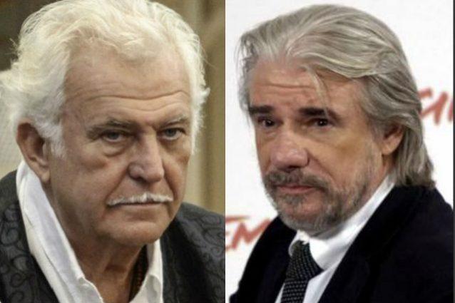 """Ricky Tognazzi insulta Marco Predolin: """"È un fallito, una nullità"""". Poi si scusa"""