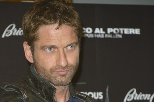 Gerard Butler, incidente in moto: attore investito da auto a Los Angeles