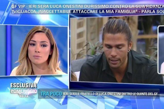 """Soleil: """"Con Luca è finita, eravamo già in crisi e non ho intenzione di reggergli il gioco"""""""