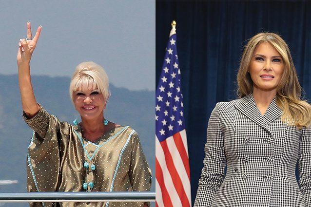 """Ivana Trump attacca Melania: """"La vera first lady sono io"""", ma lei reagisce: """"Parole senza sostanza"""""""