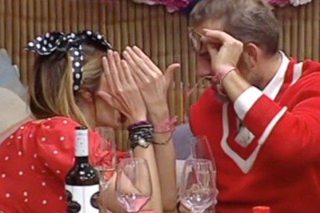 GfVip: Filippa Lagerback, sposo Daniele Bossari dopo 16 anni insieme