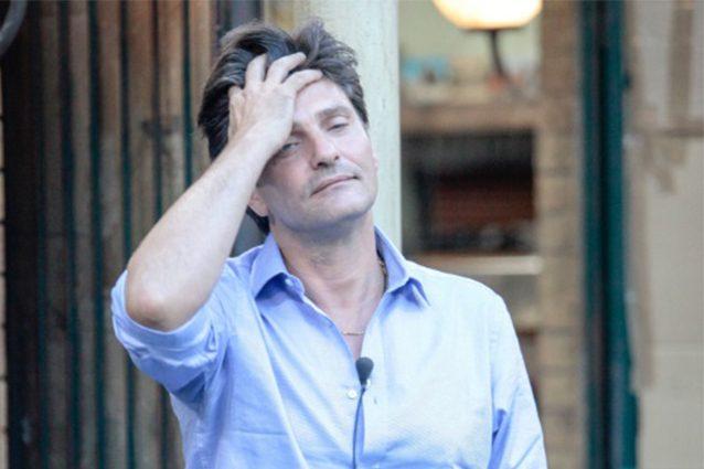 GF Vip, Lorenzo Flaherty esce dalla casa: cos'è successo? La verità