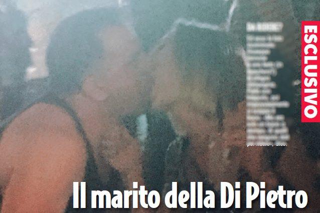 Le foto in cui il marito di Carmen Di Pietro la tradisce, insieme chiedono di pubblicarle