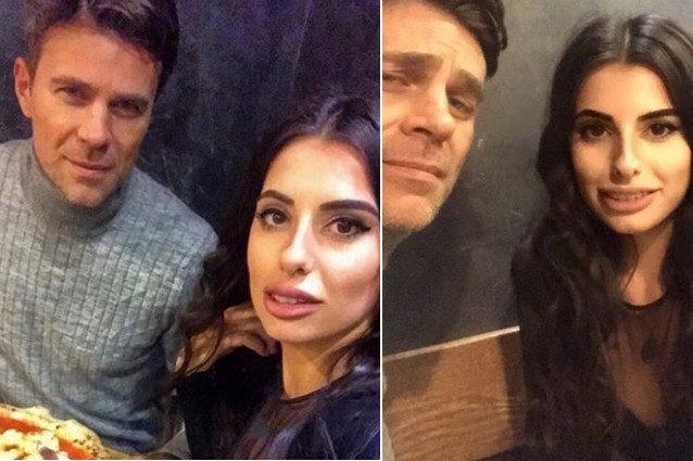 Fabio Fulco dimentica la Chiabotto: eccolo con la modella Noemy Forni, più giovane di 24 anni