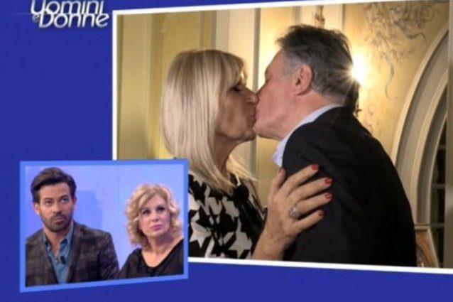 """""""Sono innamorata di te"""": Gemma si ripropone a Giorgio e lo bacia, ma lui la rifiuta"""