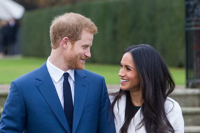 Harry & Meghan: ecco la data del matrimonio!