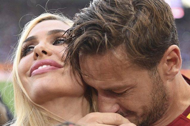 Ilary Blasi su Francesco Totti: