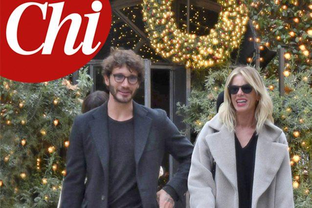 Stefano De Martino beccato a pranzo con Alessia Marcuzzi: ecco perché
