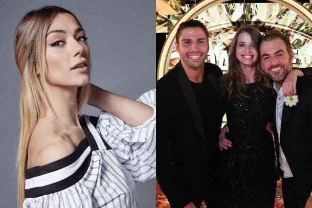 """Durante la finale del 'GF Vip' Soleil Sorge tifava per Luca Onestini: """"Gli auguro il meglio"""""""