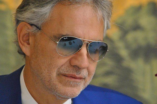 La madre di Andrea Bocelli: