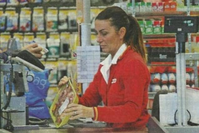 """Cristina Plevani del GF oggi fa la cassiera: """"Non giudicatemi, sono libera di scegliere"""""""