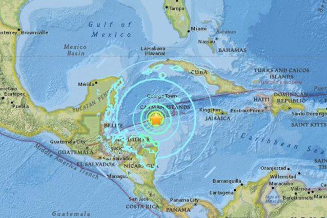 Sisma in Honduras: a rischio la prima puntata dell'Isola dei Famosi