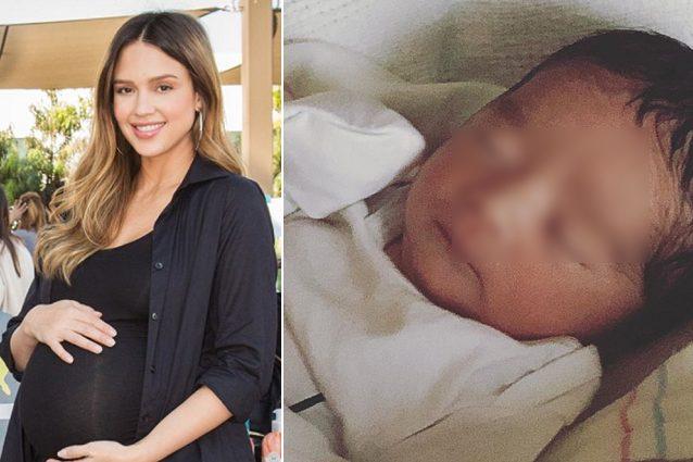 Jessica Alba ha partorito: è mamma per la 3° volta