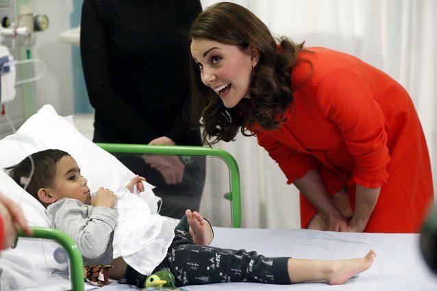 Kate Middleton dona i suoi capelli ai bambini malati di cancro
