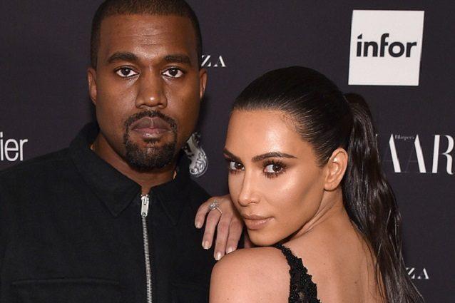 E' nata la terza figlia di Kim Kardashian e Kanye West!