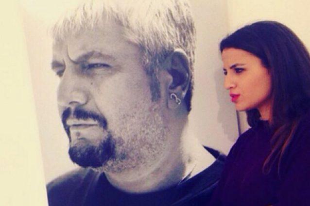 Sara Daniele Instagram: il messaggio struggente per il papà Pino