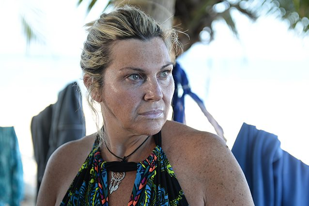 Isola dei Famosi Nadia Rinaldi eliminata: Rosa Perotta ha ricambiato il clistere