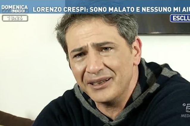 Gossip Lorenzo Crespi contro Barbara D'Urso: l'appello disperato dell'attore