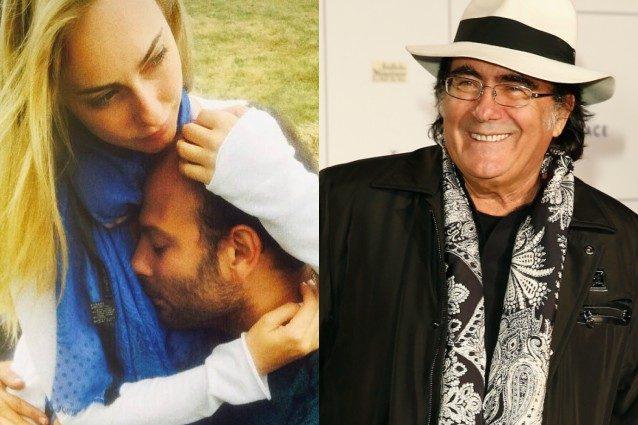 Al Bano Carrisi e Cristel Carrisi incinta: