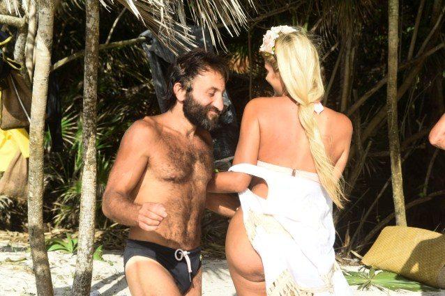 Lite Cipriani-Marini all'Isola dei Famosi, ecco perché l'ex pupa ha ragione