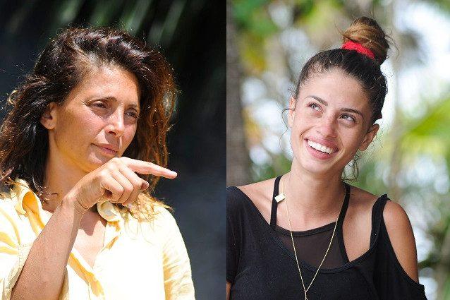 Naufraghi dell'Isola dei Famosi contro Bianca Atzei: