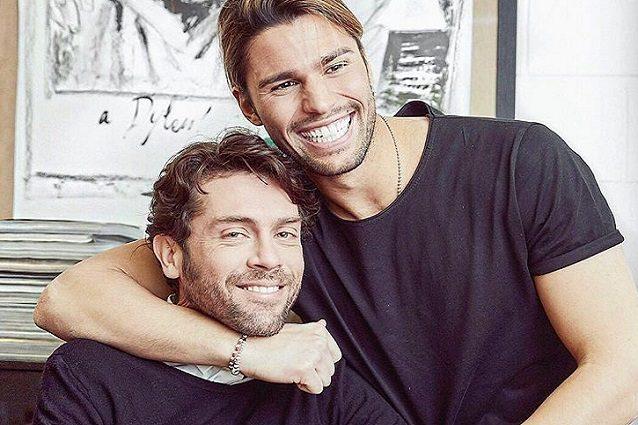 Luca Onestini e Raffaello Tonon lavorano insieme: ecco dove