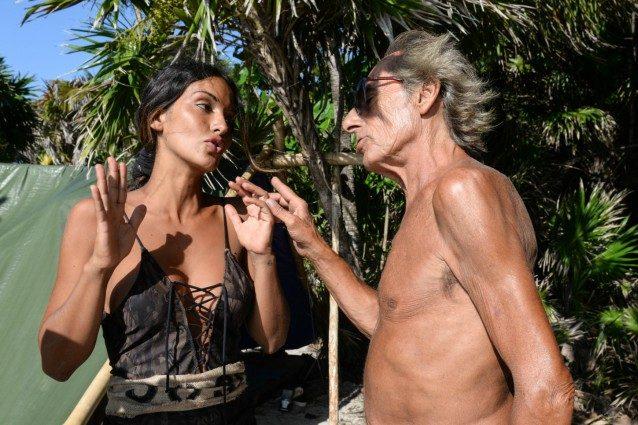 Isola, Elena e Rosa velenosissime: è bagarre in Palapa