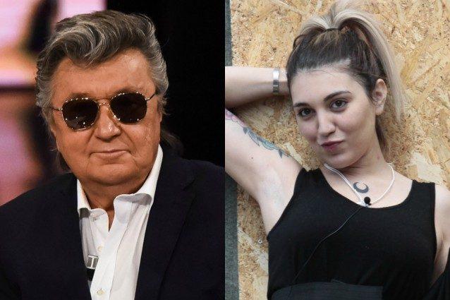 La figlia di Bobby Solo, Veronica Satti: chi è la fidanzata Valentina