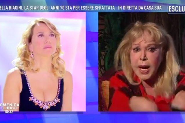 Morta a Roma Isabella Biagini, l'amata