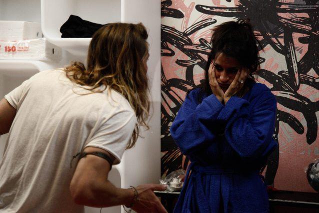 Gossip Grande Fratello, baci infuocati tra Lucia e Filippo