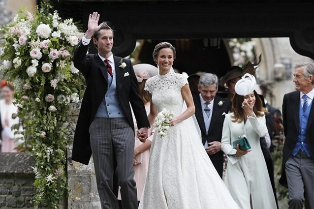 Pippa Middleton incinta: la sfida alla sorella Kate Middleton