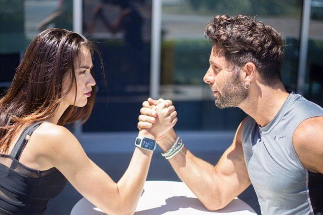 Trono Over, Gemma e Giorgio: prima la convivenza, poi Temptation Island Vip