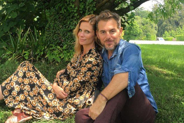Matrimonio Filippa Lagerback e Daniele Bossari, make up e capelli della sposa