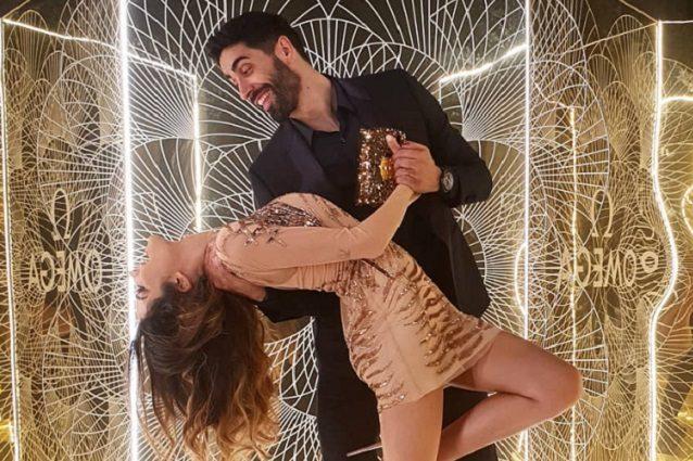 Filippo Magnini e Giorgia Palmas escono allo scoperto: prima uscita pubblica insieme