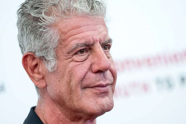 Lo chef Anthony Bourdain si è suicidato