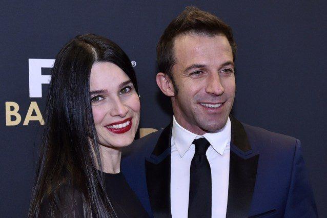 Crisi profonda fra Del Piero e la moglie Sonia
