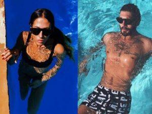 Stefano De Martino ritrova Gilda Ambrosio a Ibiza, l'isola che vide sbocciare il loro amore