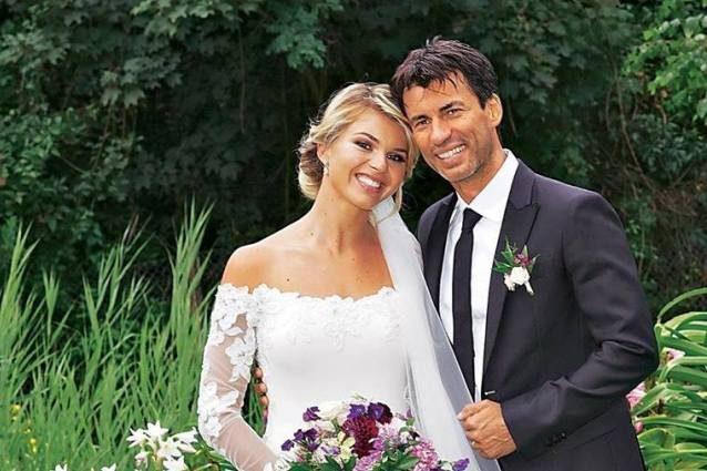 Kledi Kadiu si è sposato con la sua Charlotte Lazzari