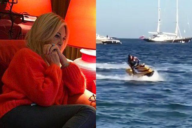 Giorgia Meloni contro Aida Nizar: