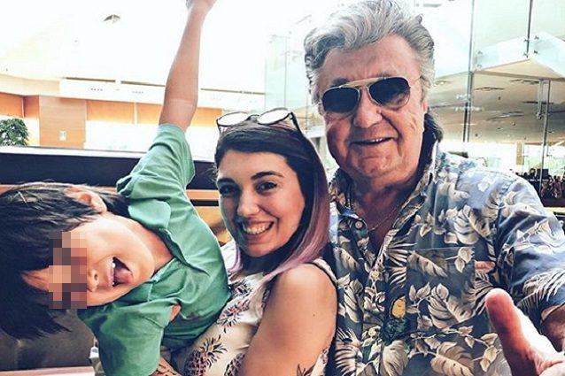 Veronica Satti incontra Bobby Solo: