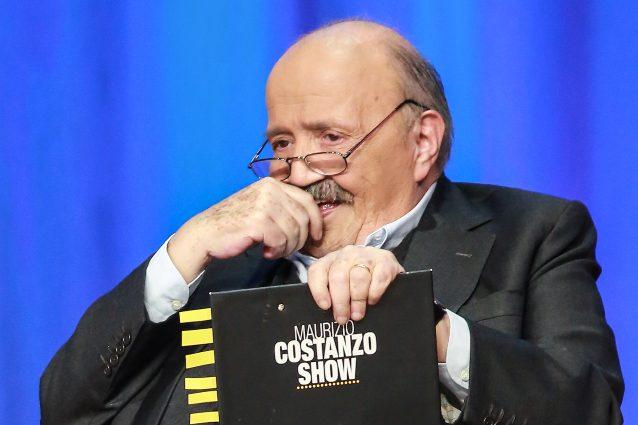 Maurizio costanzo mi dispiace non avere pi rapporti con for Daniela costanzo
