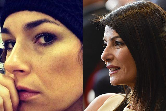 L'attacco di Alena Seredova contro Ilaria D'Amico