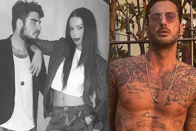 Nina Moric e Fabrizio Corona tornano insieme:
