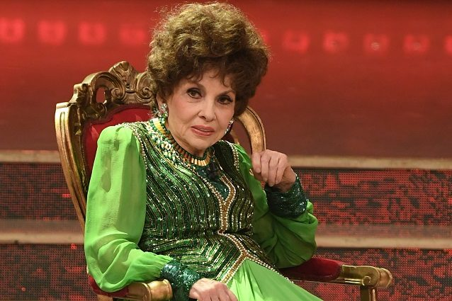 Incidente per Gina Lollobrigida, la notizia a Domenica In