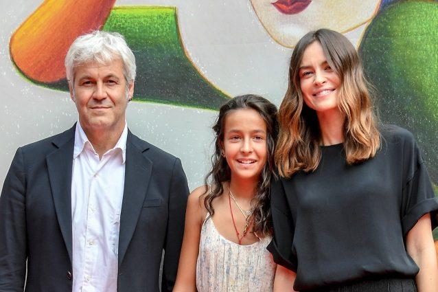 Il primo red carpet della figlia di Pietro Taricone e Kasia Smutniak