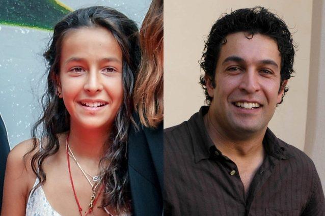 Sophie, la figlia di Pietro Taricone e Kasia Smutniak a Venezia 2018