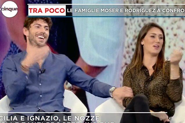 Ignazio Moser e Cecilia Rodriguez: 'Francesco Monte? È ora che volti pagina'