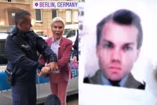 Rodrigo Alves, il 'Ken umano' arrestato in Germania: ecco cosa è successo